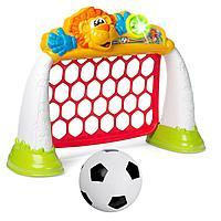 Музыкальный Футбол Chicco Dribbling Goal League
