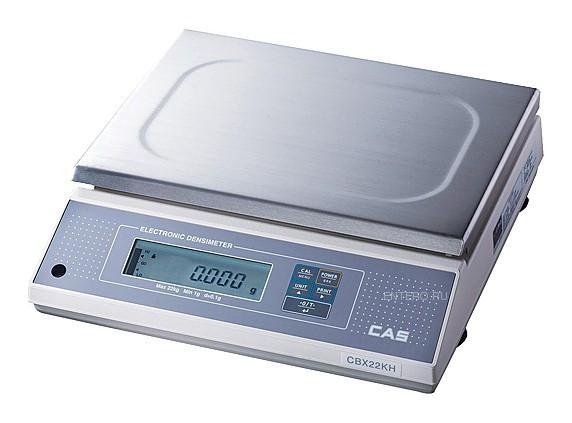 Весы лабораторные CAS CBX-32KH