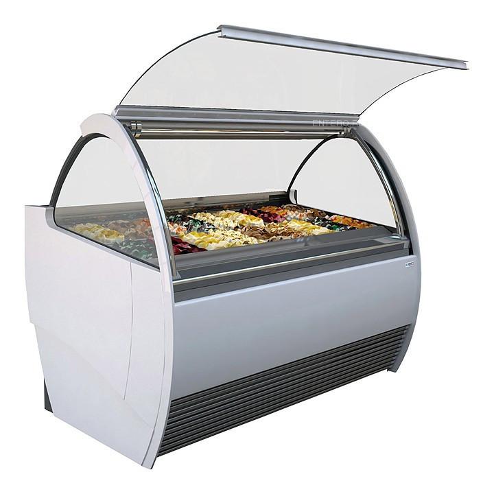 Витрина для мороженого ISA Mito Winner 24