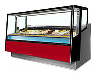 Витрина для мороженого ISA Kaleido 120 A H135