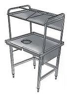 Стол для сбора отходов Electrolux Professional BHST1008L (865335)