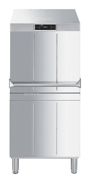 Купольная посудомоечная машина Smeg HTY620DH
