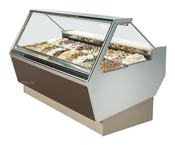 Витрина для мороженого ISA Horizon 170 H117