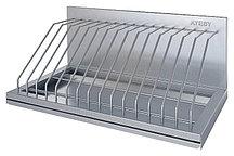 Полка кухонная для крышек ATESY ПКК-С-600.350-15-02