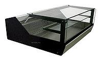 Витрина тепловая Carboma АC87 SH 1,0-1 (ВТ-1,0 Cube Арго XL Техно)