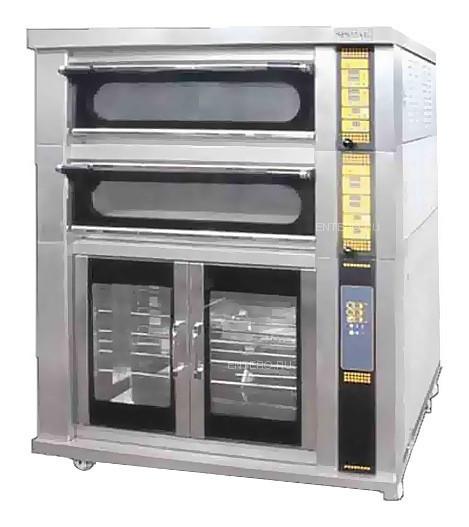 Печь хлебопекарная SINMAG SK2-P932G