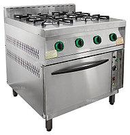 Плита газовая Пищевые Технологии ПГ-4Д-01