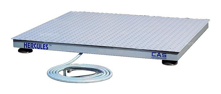 Весы платформенные CAS 1HFS 1010