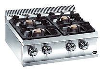 Плита газовая Apach Chef Line GLRRG77