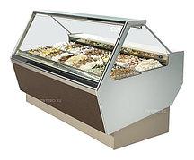 Витрина для мороженого ISA Horizon 120 A H135