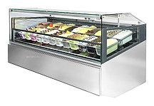Витрина для мороженого ISA Gelato Supershow 170 RV H135