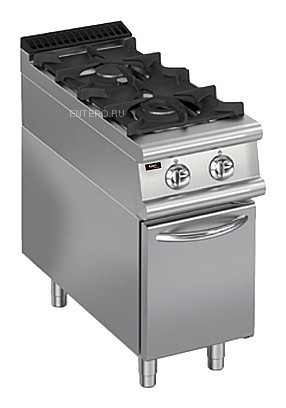 Плита газовая Apach Chef Line LRG49CS