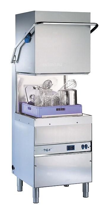 Купольная посудомоечная машина Dihr HT 11 + DP + DD (помпа, дозатор)