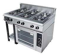 Плита газовая Grill Master Ф6ПДГ/800