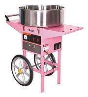 Аппарат для сахарной ваты Starfood 1633010 (720 мм) с тележкой