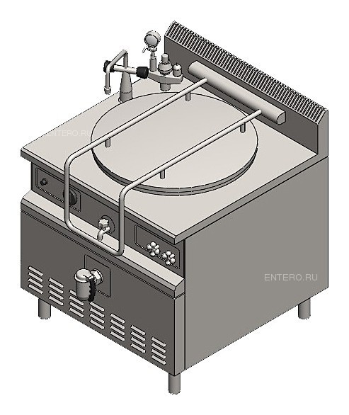 Котел варочный Вулкан СКГ-150