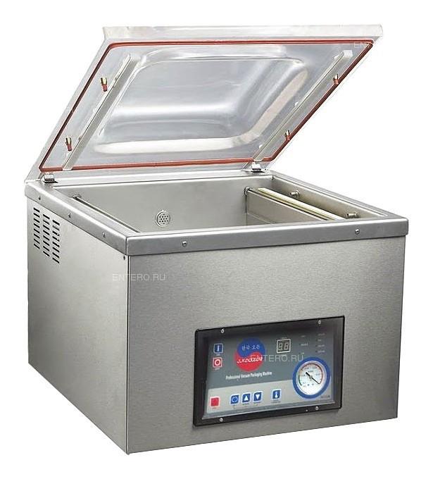 Упаковщик вакуумный INDOKOR IVP-350MS с опцией газонаполнения