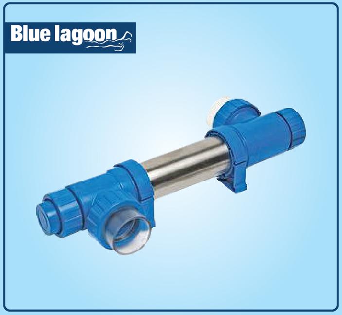 УФ-обеззараживатель Van Erp Blue Lagoon UV-C Tech 15000, 16 Вт, 5 куб.м/ч