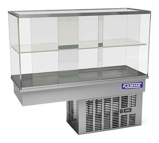 Витрина холодильная КАМИК ВХ-8275