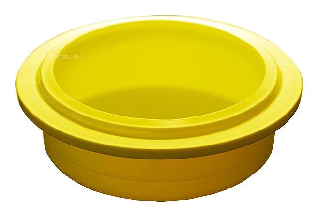 Комплект крышек для стаканов Pacojet PJ31947 желтый (10 шт.)