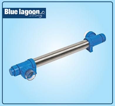 УФ-обеззараживатель Van Erp Blue Lagoon UV-C Tech 40000, 40 Вт, 11 куб.м/ч