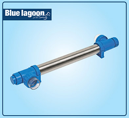 УФ-обеззараживатель Van Erp Blue Lagoon UV-C Tech 75000, 75 Вт, 16 куб.м/ч