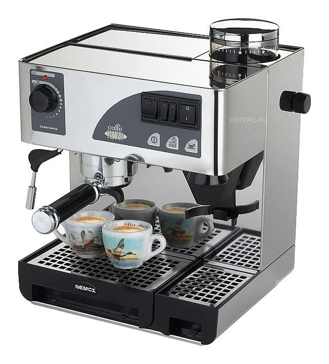 Кофемашина Nemox Caffe DELL' OPERA