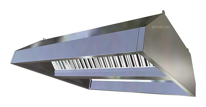 Зонт вытяжной Gastrolux ЗВОТ-1510