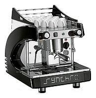 Кофемашина Royal Synchro 1GR Semiautomatic Boiler 7LT Motor-Pump inside белая