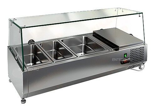 Витрина холодильная HICOLD VRTG 1835 к PZ3