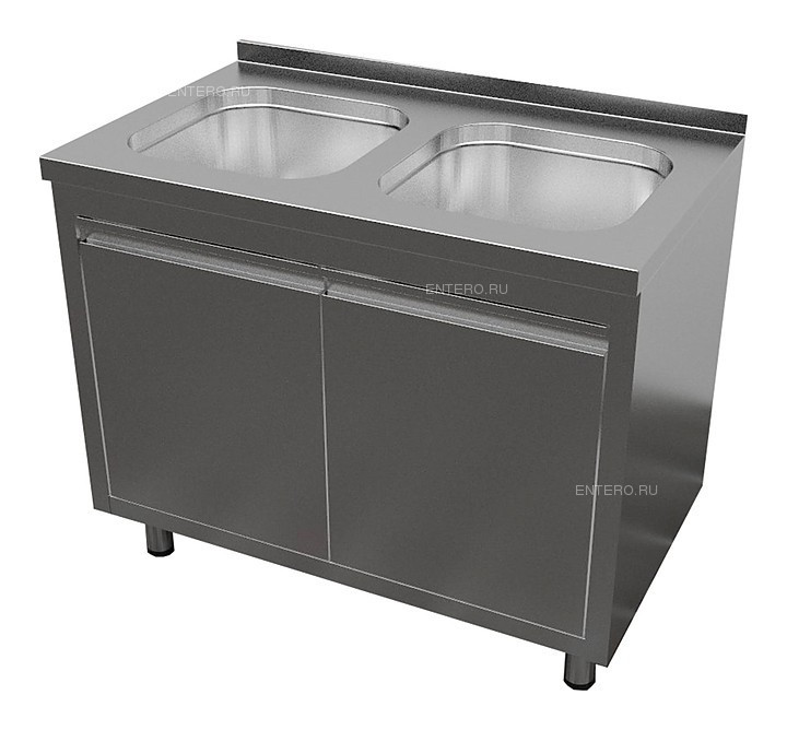 Ванна моечная Gastrolux ВМ2-106/44Р/Pr