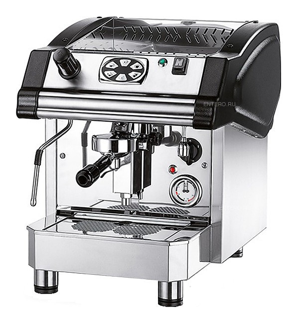 Кофемашина Royal Tecnica 1GR Automatic Boiler 4LT Vibration pump белая