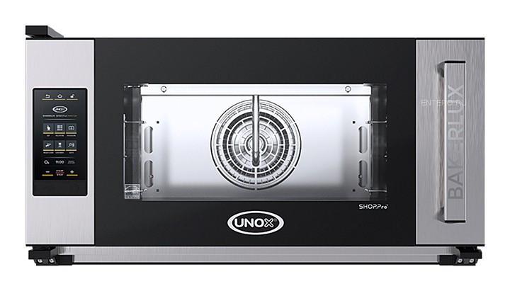 Печь конвекционная UNOX XEFT-03EU-EMRV