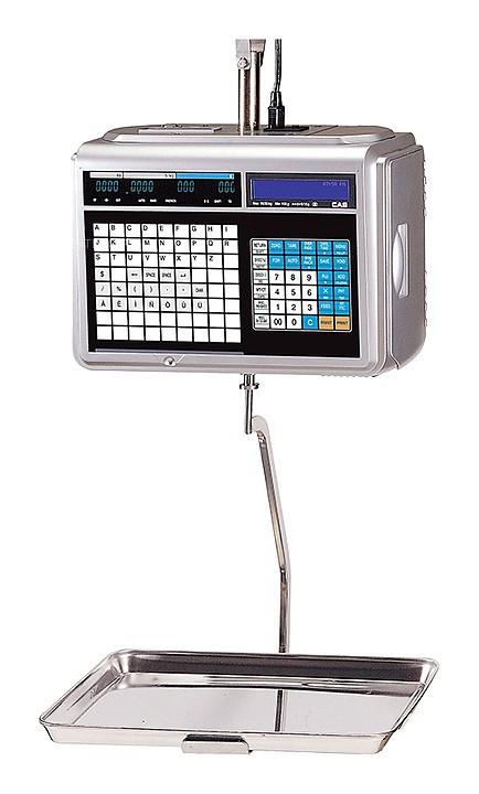 Весы торговые CAS CL5000J-15IH TCP-IP