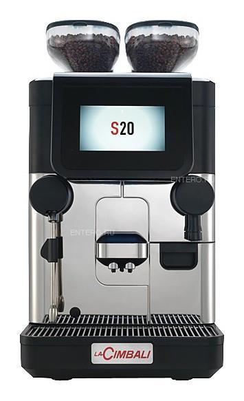 Кофемашина La Cimbali S20 CP Milk PS