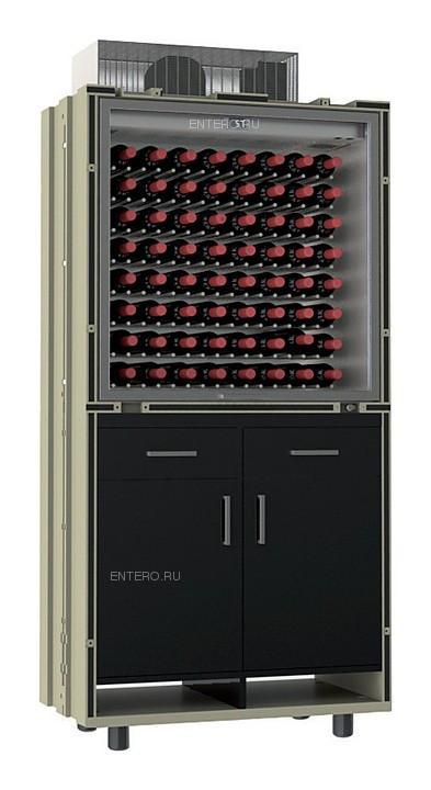 Винный модуль Expo PM-VAR30 цвета RAL100, V1, V2