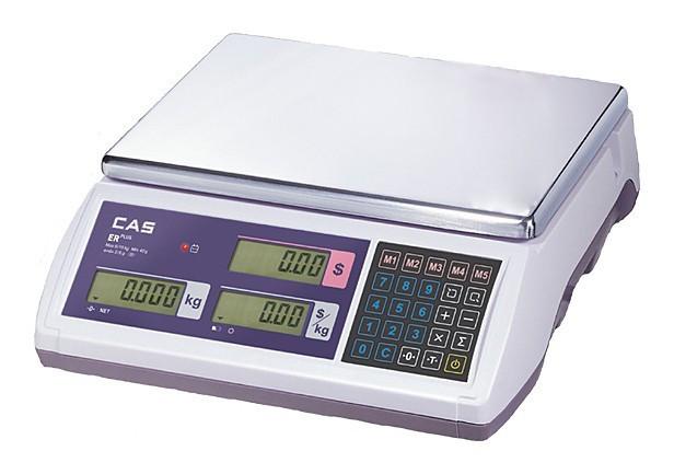 Торговые весы CAS ER PLUS-30C
