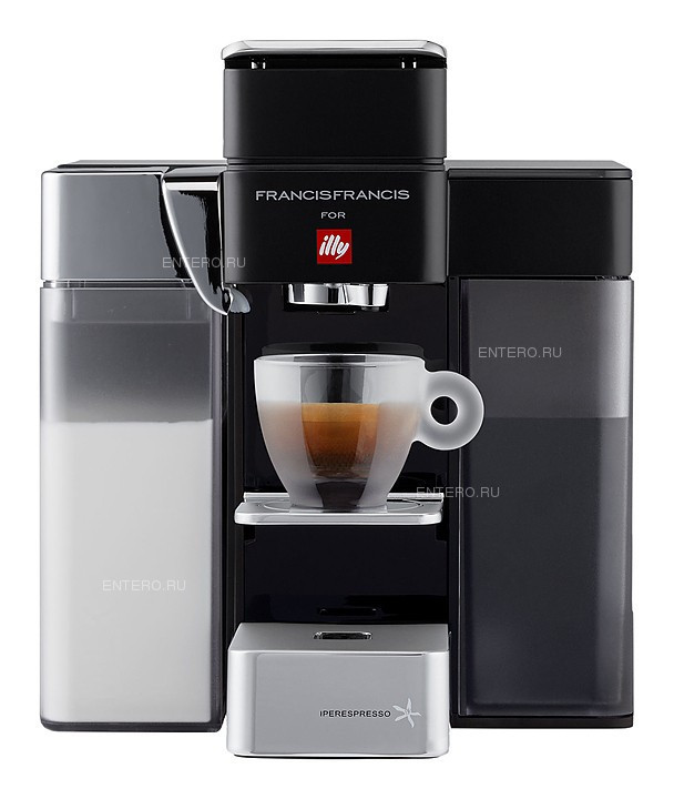 Кофемашина illy Iperespresso Y5 MILK E&C black