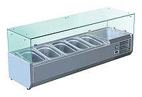 Витрина холодильная GASTRORAG VRX 1200/330