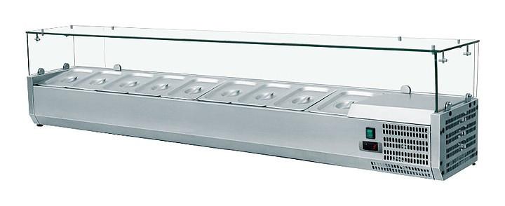 Витрина холодильная Amitek AK12033