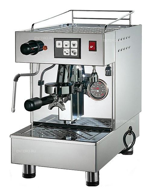 Кофемашина Royal Diadema 1GR Automatic Boiler 4LT Motor-Pump inside черная