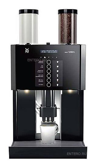 Кофемашина WMF 1200 S 03.1200.0047