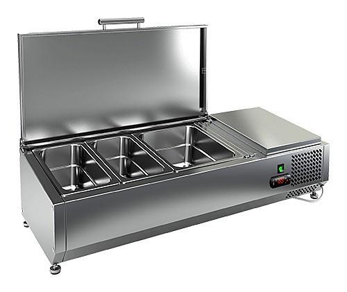 Витрина холодильная HICOLD VRTU 1485