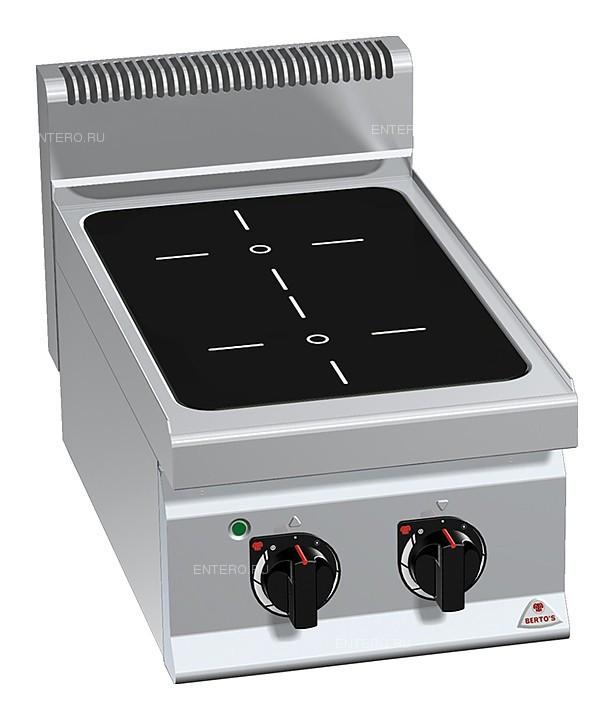 Плита индукционная Berto's E7P2B/IND