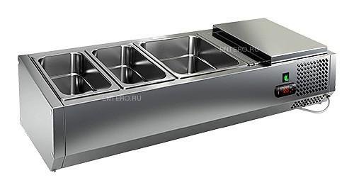 Витрина холодильная HICOLD VRTO 1390 к PZ3