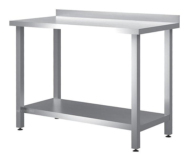 Стол производственный Cryspi СРПЦ Э СП 1300х700х850-870