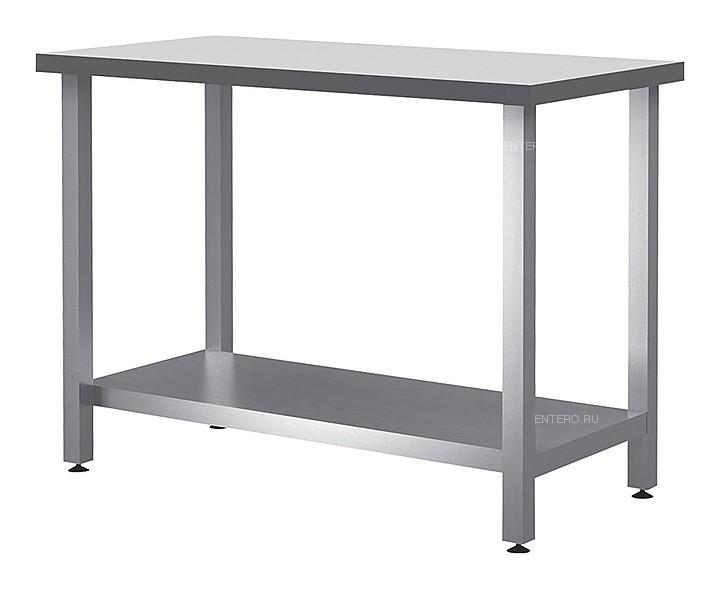 Стол производственный Cryspi СРЦЦ Э СП 1600х600х870