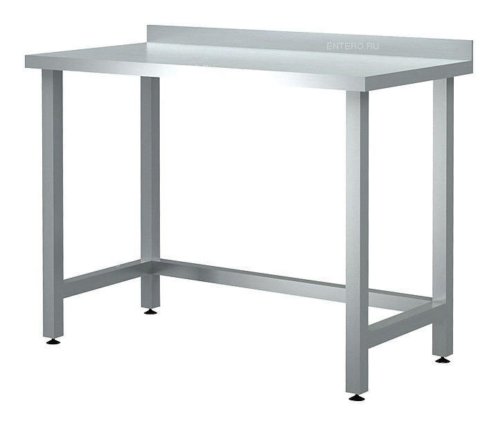 Стол производственный Cryspi СРПН Э1 ОБ 1400х600х850
