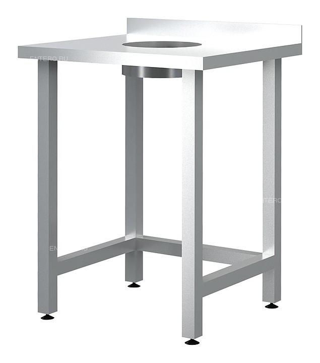 Стол для сбора отходов Cryspi Chef ССО 6/6