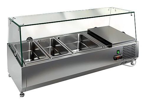 Витрина холодильная HICOLD VRTG 2280